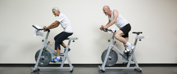 aerobic exercise aging