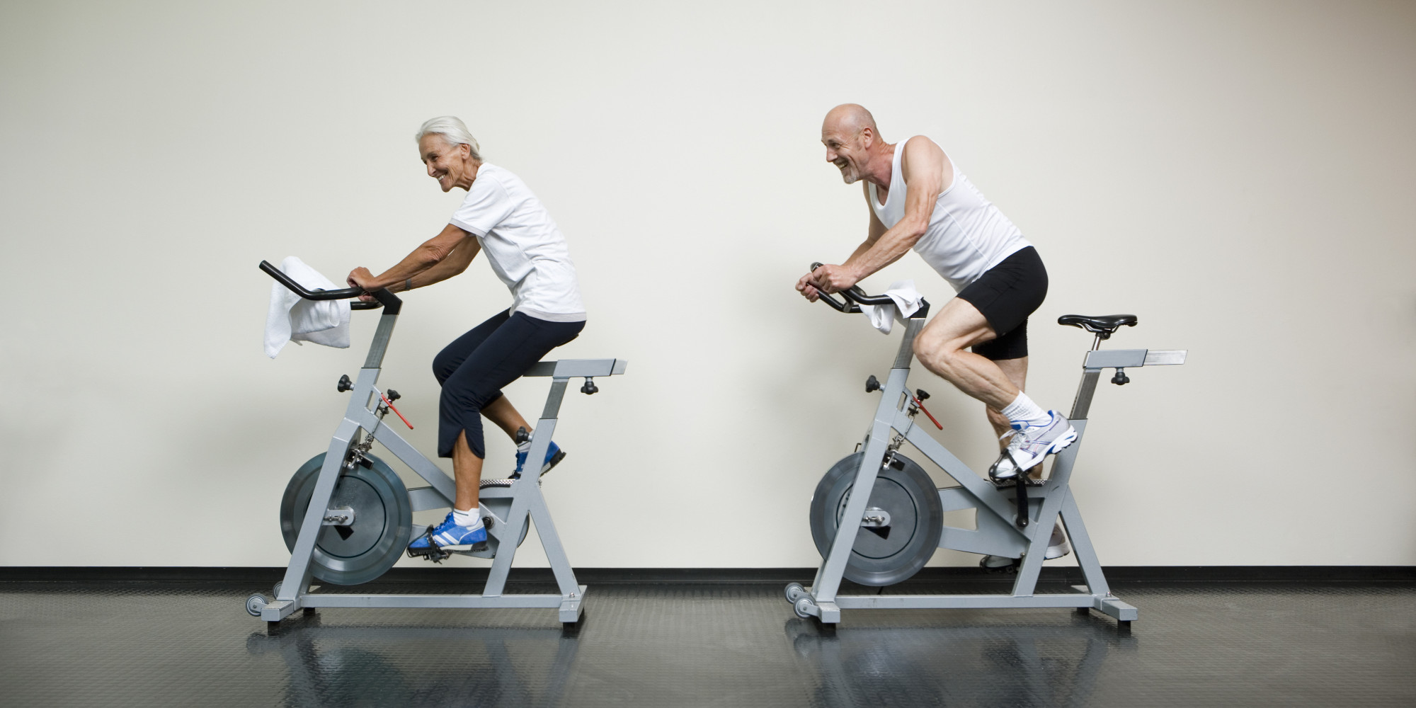 Aerobic Exercise Can Improve Your Memory And Slow Aging