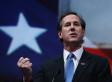 Rick Santorum Hits Chris Christie, Ted Cruz 2016 Talk
