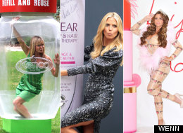 PICS: Ridiculous Celeb Promotional Stunts