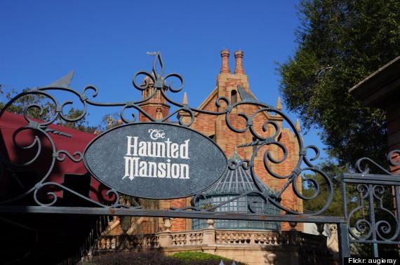 haunted mansion disney
