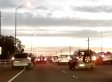 Man Headbutts Cars On Australian Freeway In Sign Of 'Zombie Apocalypse' (VIDEO)
