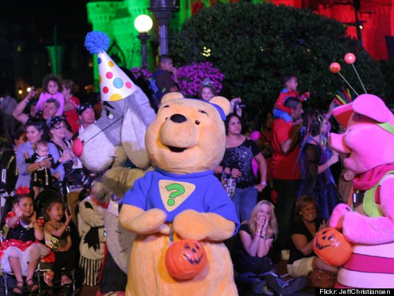 winnie the pooh disney world
