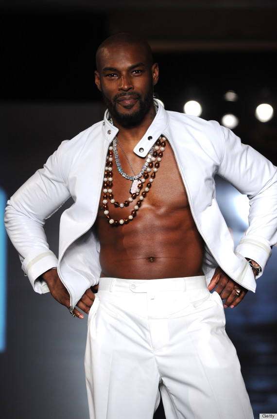 Tyson Beckford Proves That Being A Male Model Is Pretty