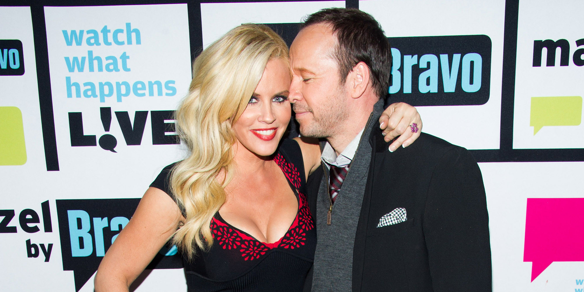 jenny mccarthy and donnie wahlberg meet
