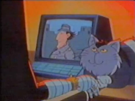 dr claw inspector gadget