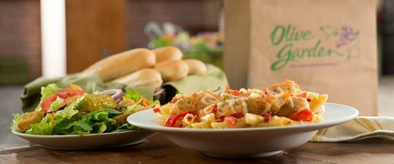 Olive Garden Catering Menu: Olive Garden In Chicago Delayed: Italian Chain's First
