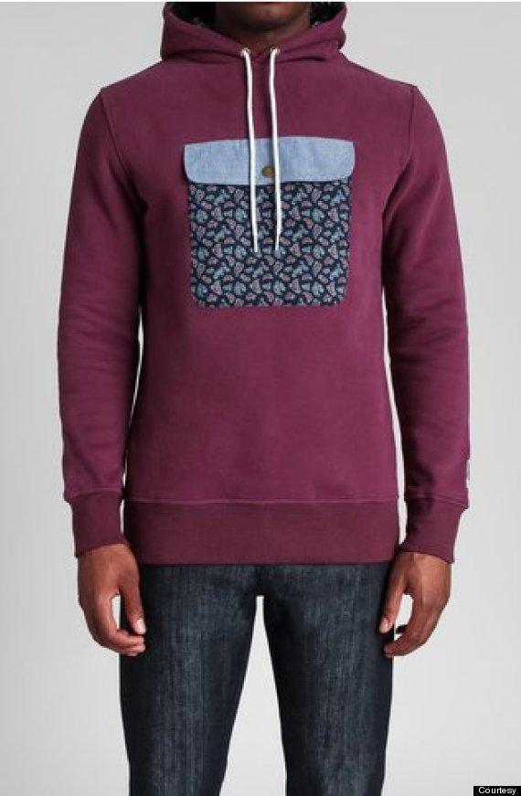 hoodie pocket