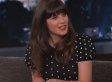 Zooey Deschanel Slams Thanksgiving Food On 'Jimmy Kimmel' (VIDEO)