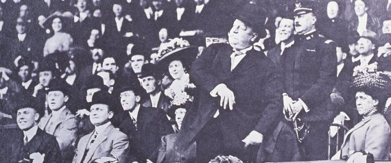 william howard taft baseball