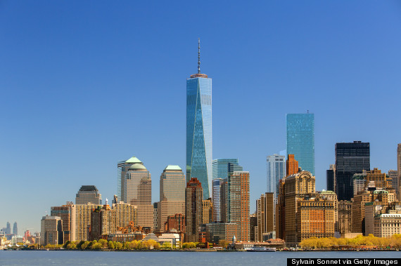 One World Trade Center Is Officially America's Tallest