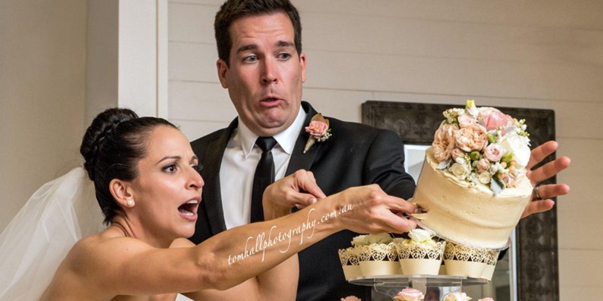 Свадебные казусы и приколы фото 9 фотография