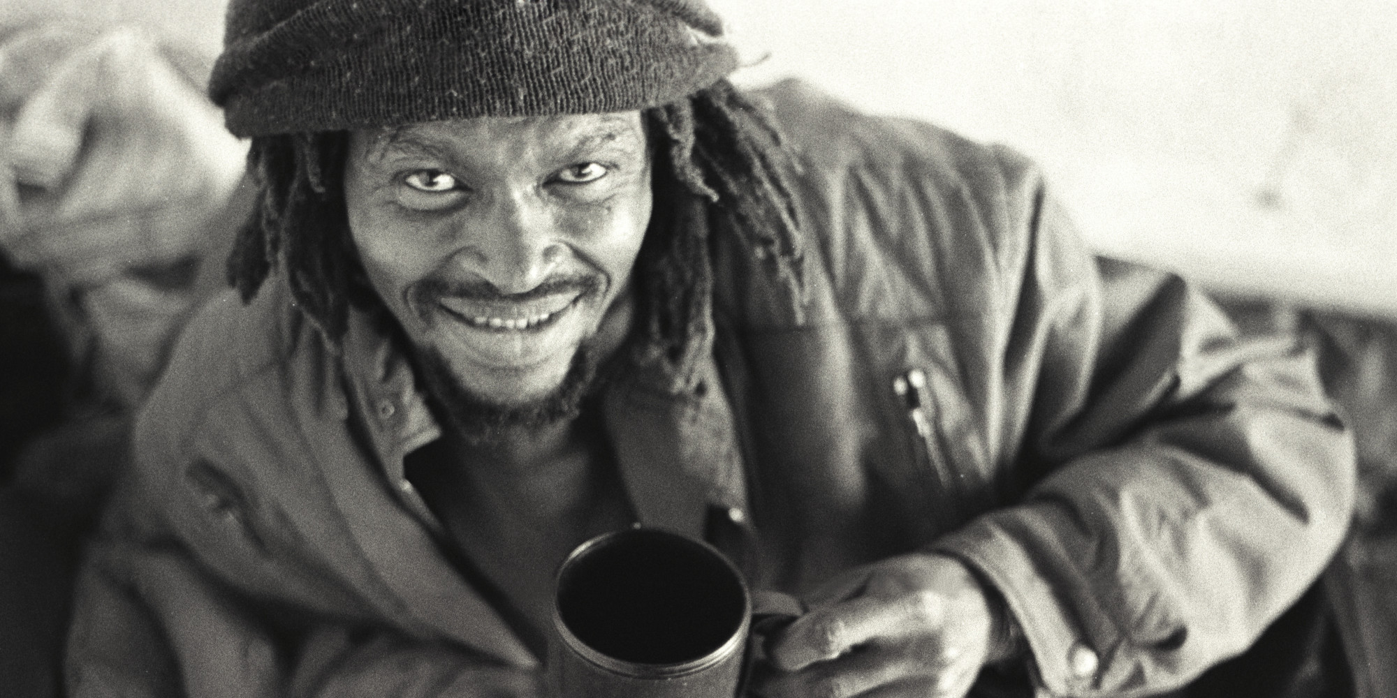 HOMELESS-BLACK-MAN-facebook jpgHappy Homeless Man