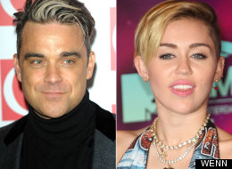Robbie's Warning To Miley