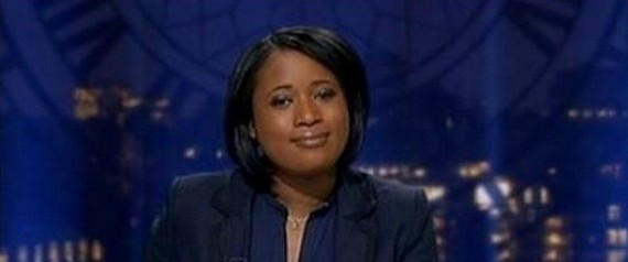 charlene white newsreader