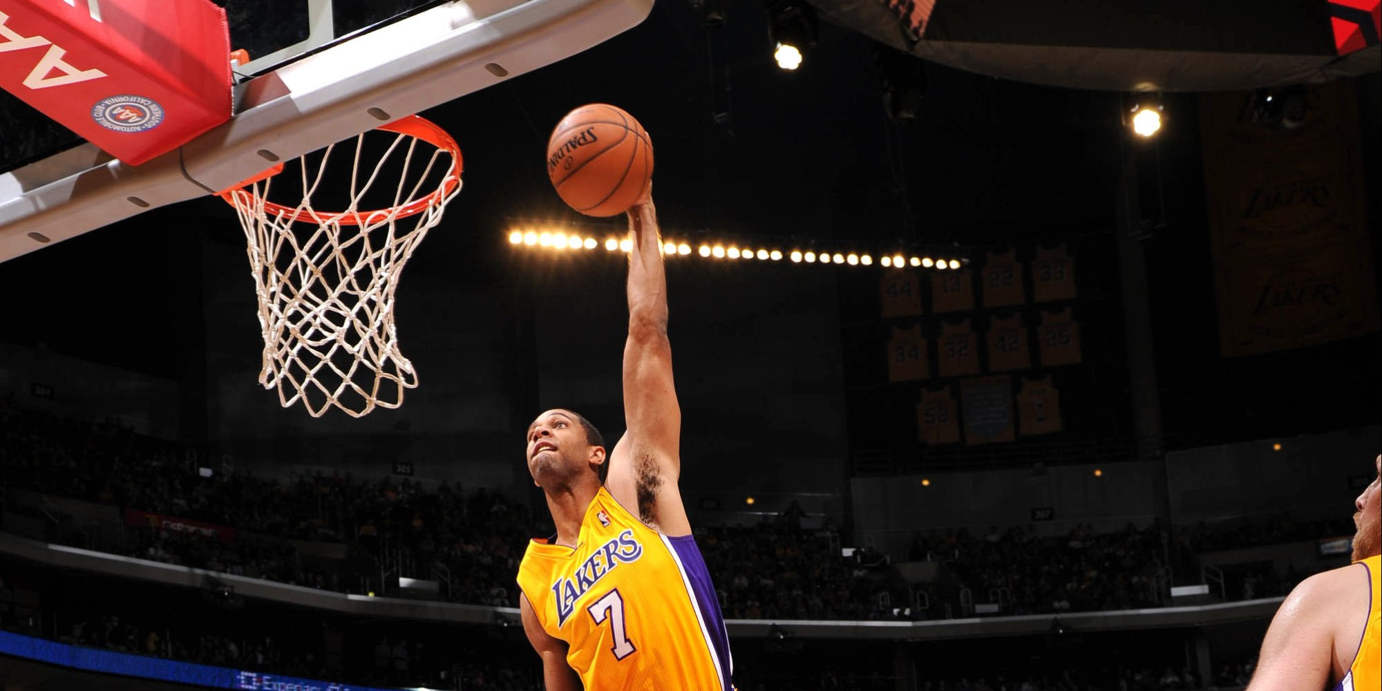 Xavier Henry Dunks On ...