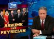 Jon Stewart Marvels At Fox News' Medical 'A' Team: 'I'm Not A Doctor But These Doctors Seem Sort Of Crazy'