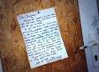 Kate Barrett Pens Thank You Note To Burglars