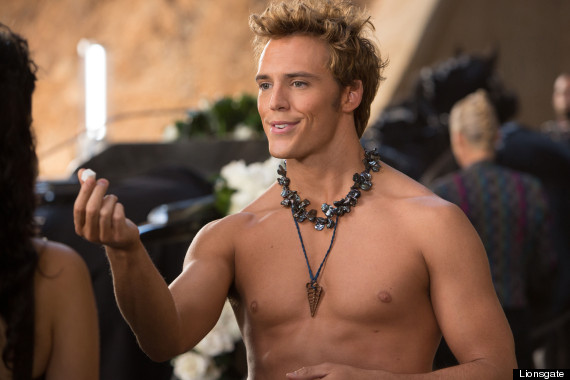 'Catching Fire' Star Sam Claflin On Eating Sugar Cubes ...