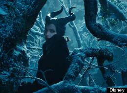 FIRST LOOK: Angelina Jolie In 'Maleficent'