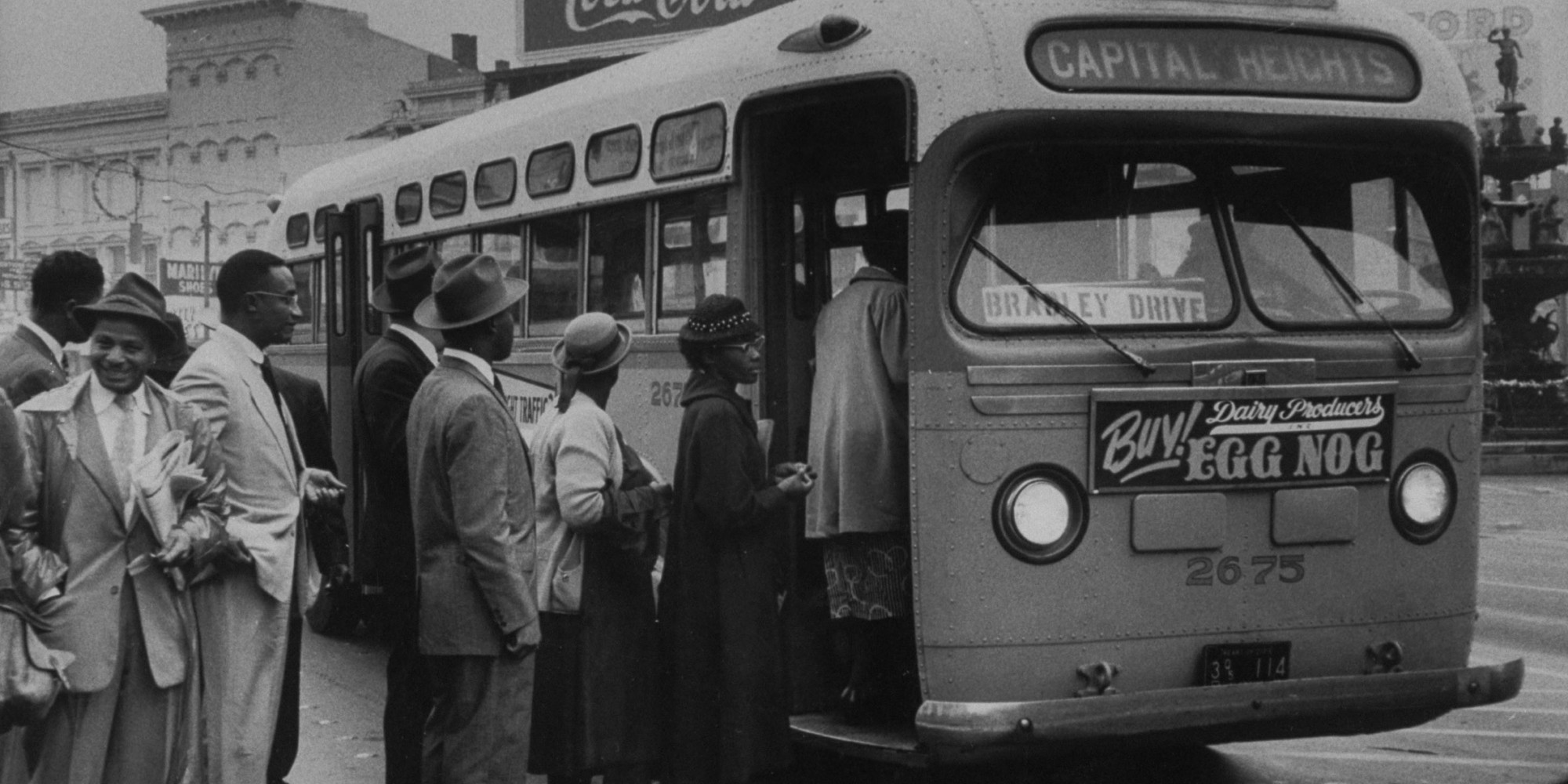 This Day In History: Segregation On Buses In Alabama Ruled ...