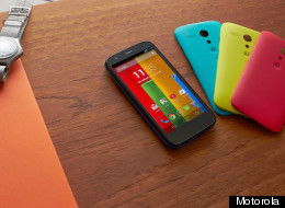 Motorola Moto G: The New Top-End Of The Middle Ground?