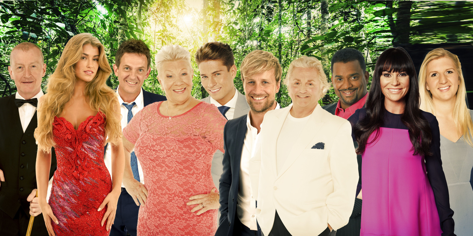I'm A Celebrity … Get Me Out of Here! 2010: Meet the ...