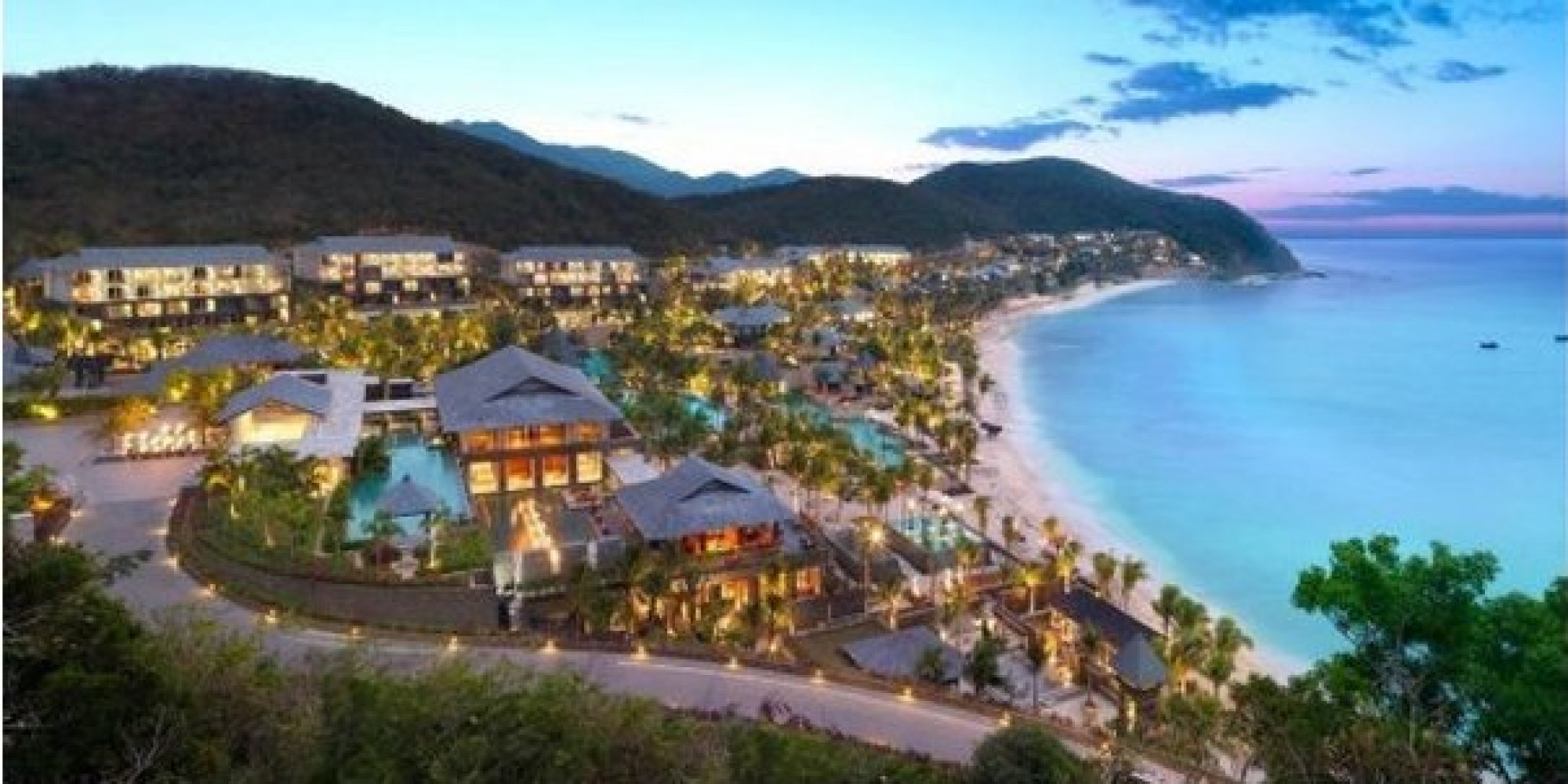Sanya Hotel With Private Beach