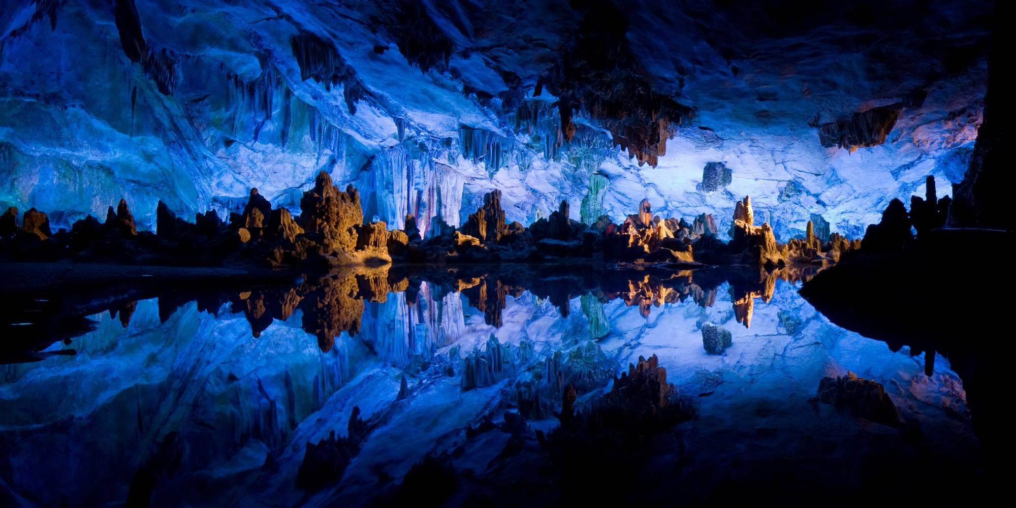 These Psychedelic Cave Photos Will Make You Wonder Why You ...