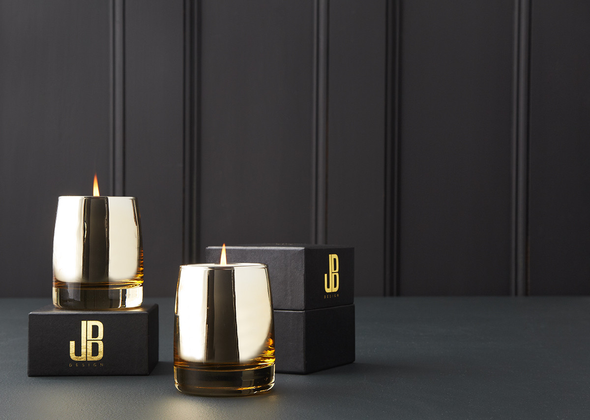 jeremiah brent candles