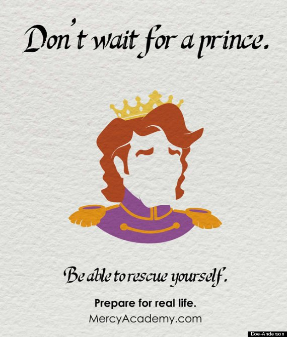 dont wait for a prince