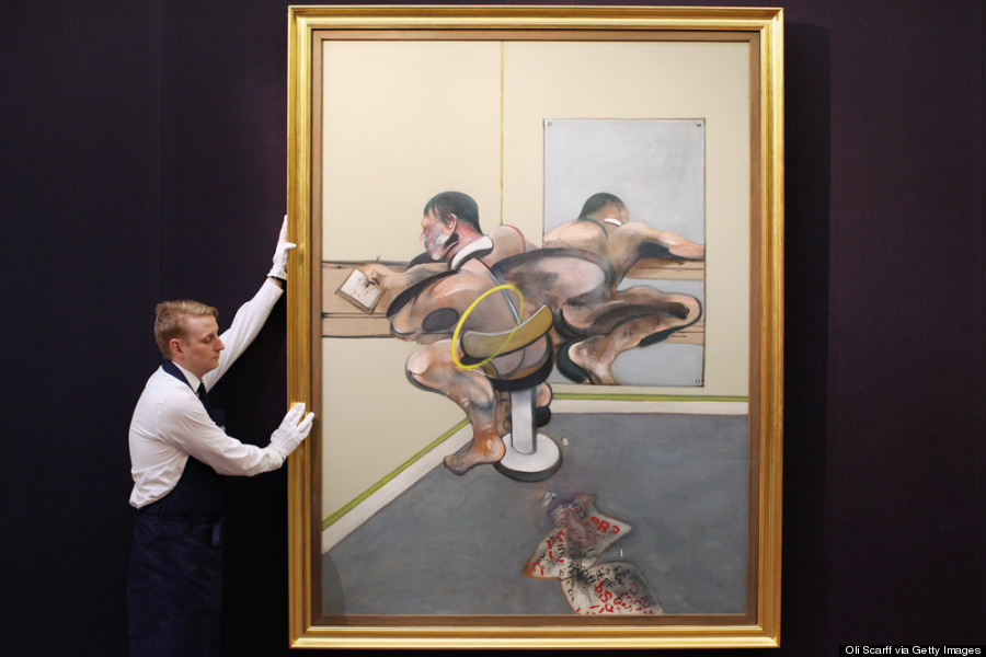 An Idiot S Guide To Francis Bacon The Man Behind The World S Most Expensive Painting Huffpost