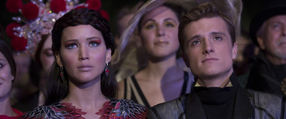 THE HUNGER GAMES CATCHING FIRE REVIEW
