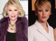 Joan Rivers Brands Jennifer Lawrence 'Arrogant' After 'Fashion Police' Diss