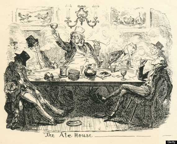 Vintage Slang Terms For Being Drunk Are Hilarious A Century