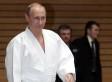 Vladimir Putin Earns 9th Degree Black Belt In Taekwondo, Because That's What Vladimir Putin Does