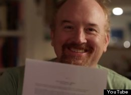 WATCH: Louis CK Reads The Gettysburg Address