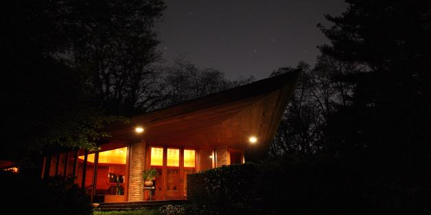 What frank lloyd wright 39 s palmer house can teach us about for Palmer house ann arbor