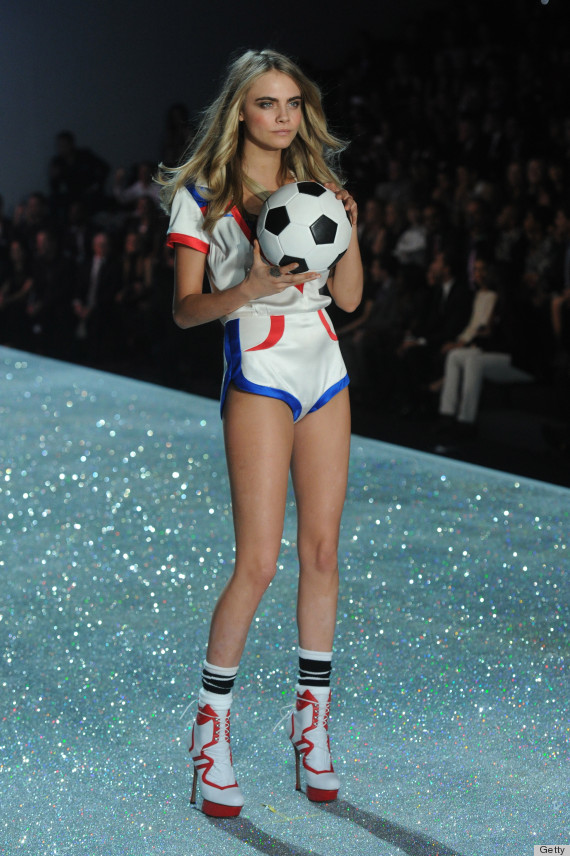 The 10 Most Bizarre Outfits From The Victoria 39 S Secret