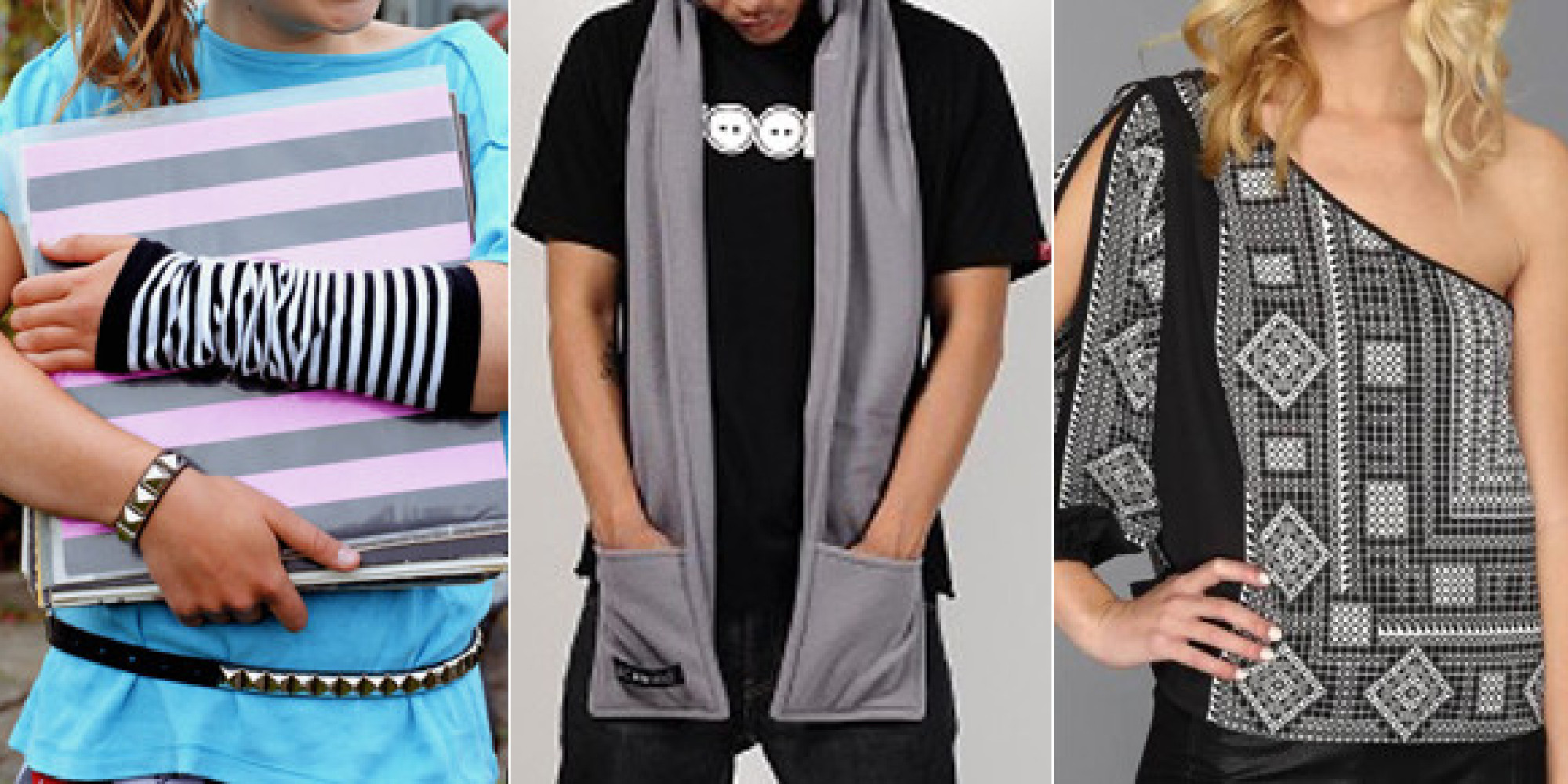 13 Clothing Items That Are Seriously Pointless
