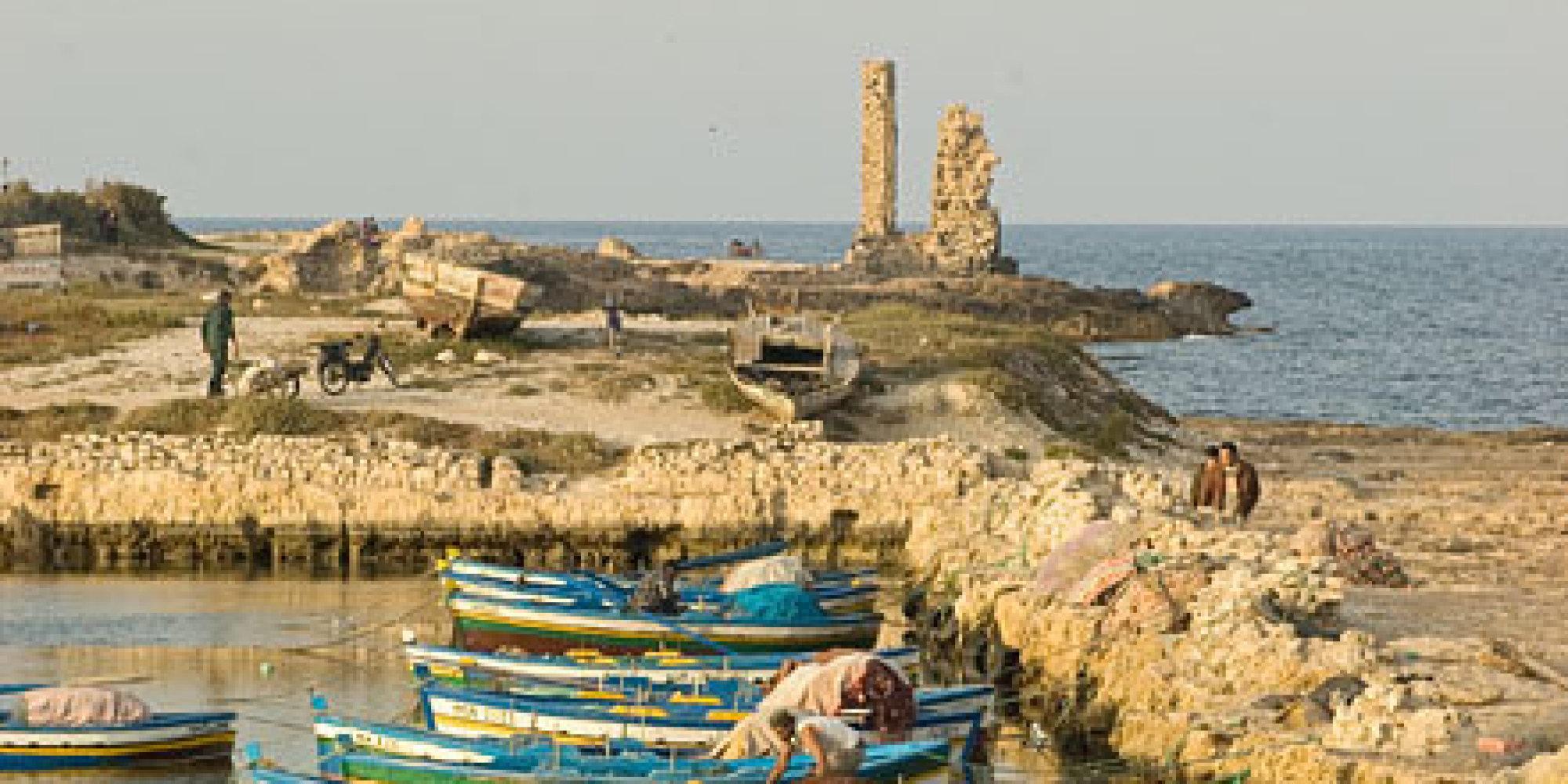 Tunisie mahdia premi re destination touristique pour la - Port de marseille pour aller en algerie ...