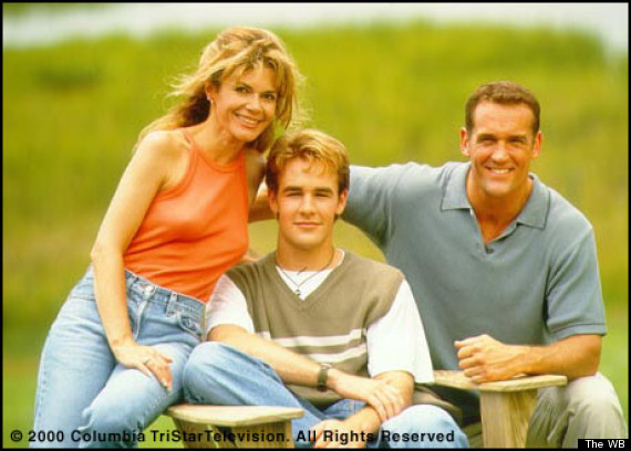 dawsons creek parents