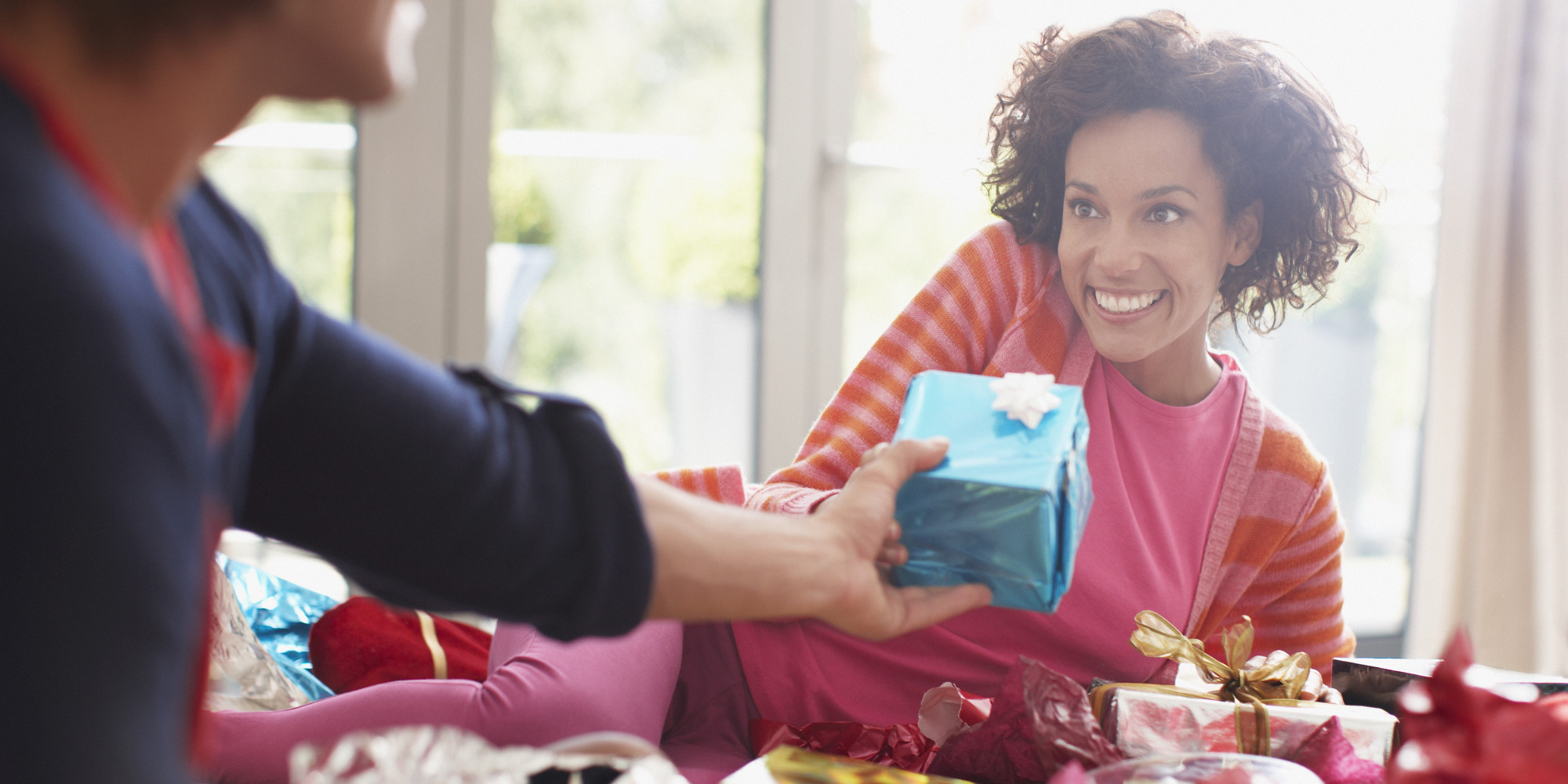 Christmas gifts for someone you're dating