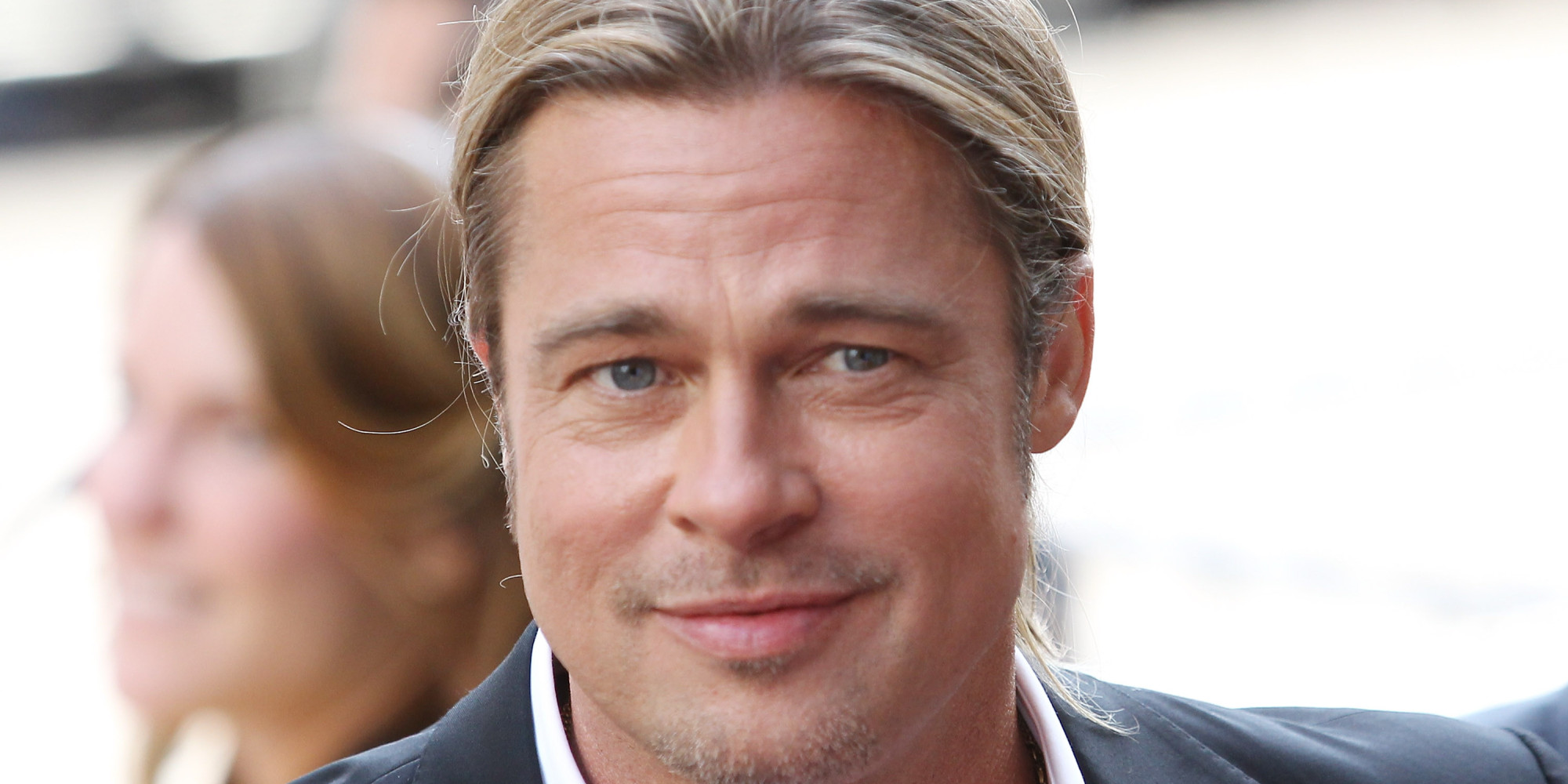 The Surprising Thing Brad Pitt And I Have In Common | HuffPost Brad Pitt
