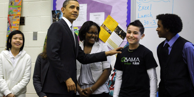 Images Obama Administration Steps Away From Civil Rights Promise, Advocates Allege 1 education news
