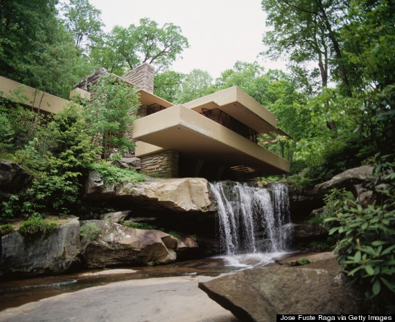 What frank lloyd wright 39 s palmer house can teach us about - Maison sur la cascade ...
