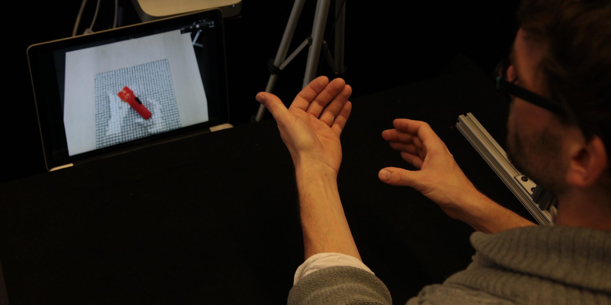 Как научится двигать предметы своими руками