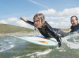 Surf Lessons Are Being 'Prescribed' To Help Low Self-Esteem And Depression