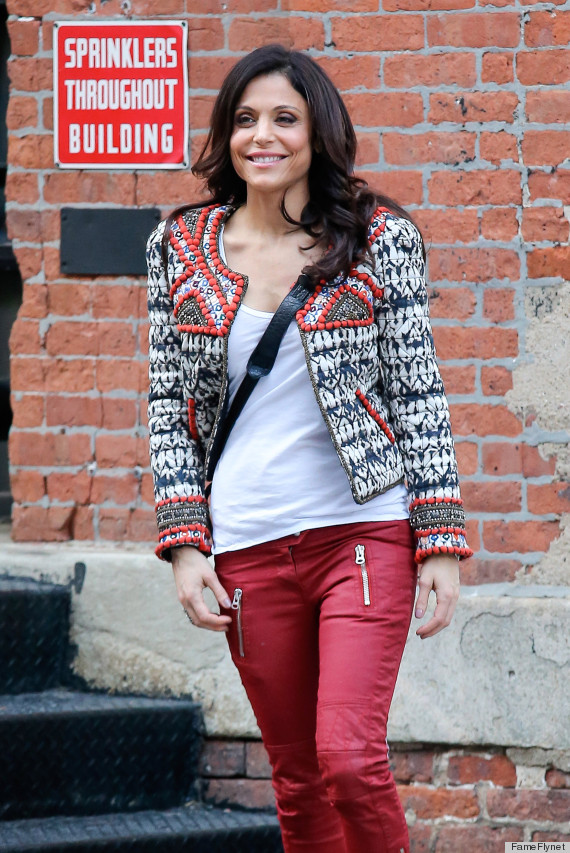 Bethenny Frankel Snags All The Best Isabel Marant For H&M ...