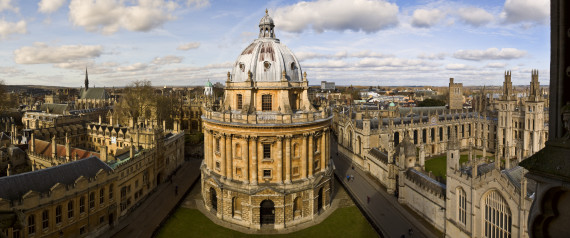Oxford University Weeding Out 'Thick, Rich Pupils'